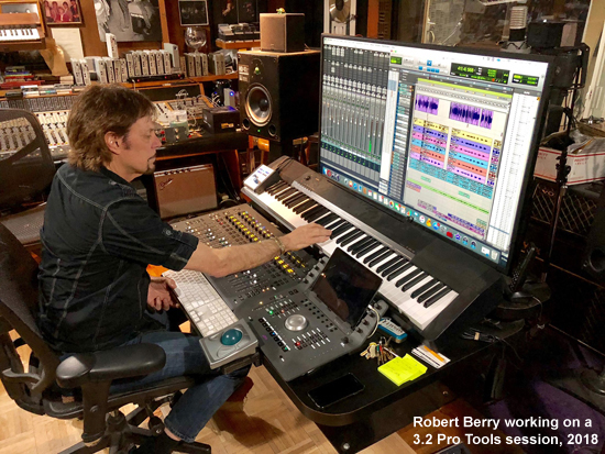 Robert Berry Keith Emerson 3 3.2