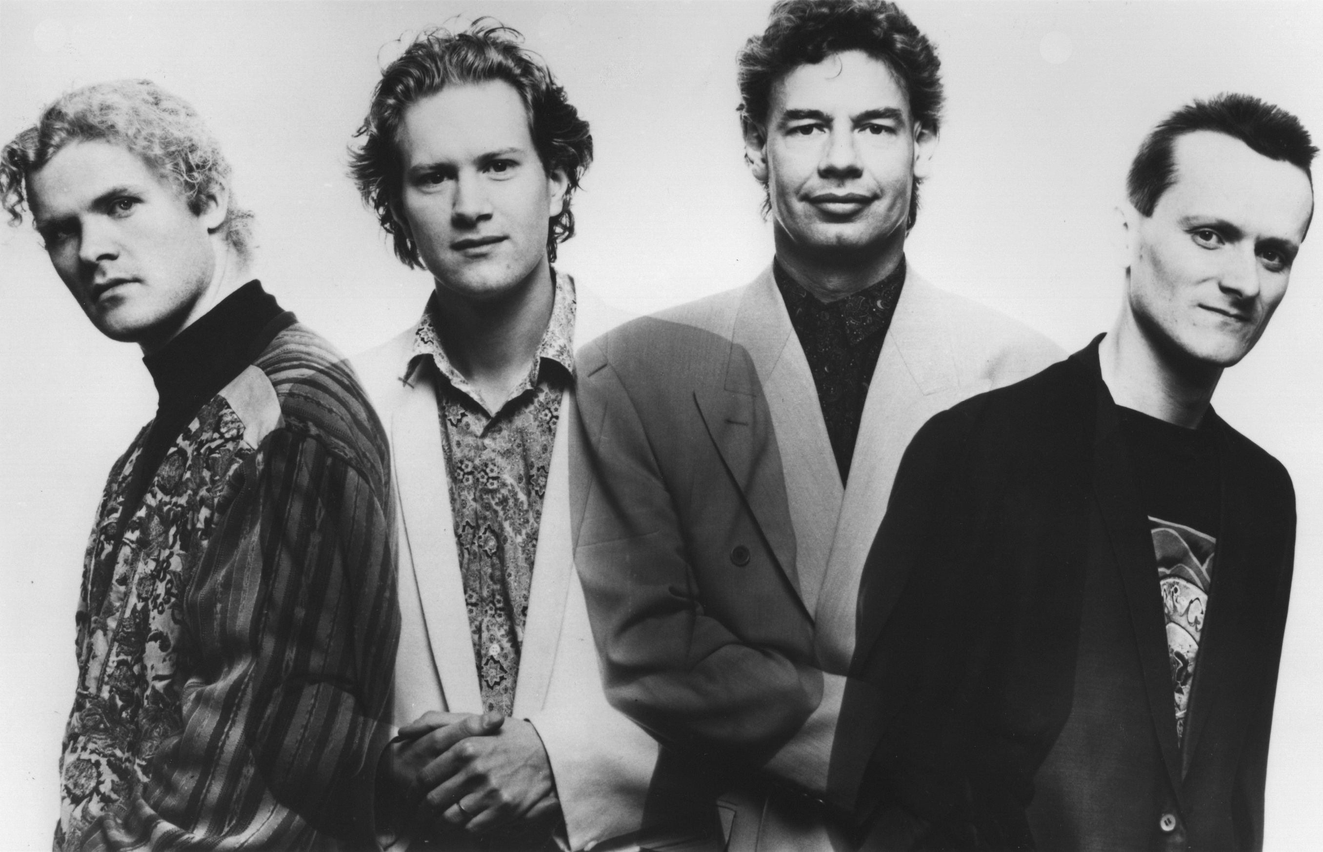 Bill Bruford Earthworks Django Bates Iain Ballamy Tim Harries