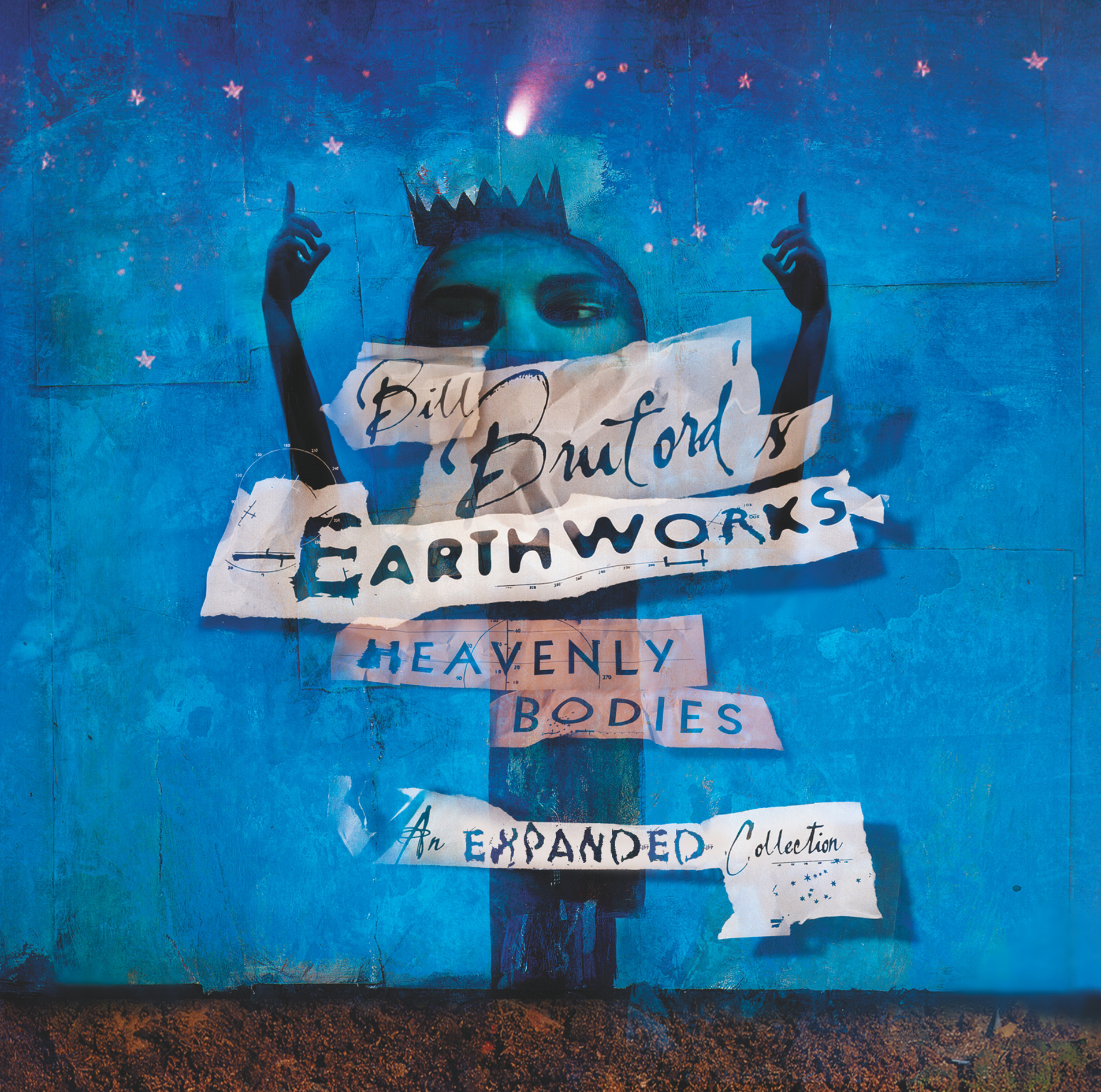 Bill Bruford Heavenly Bodies Earthworks