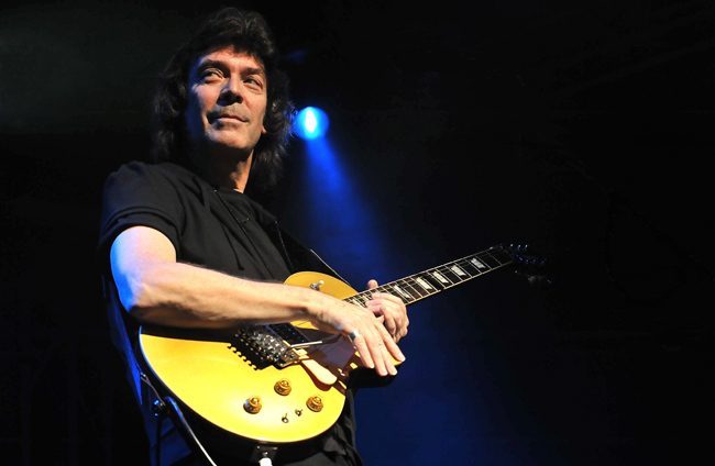 Innerviews steve hackett reimagining history for prog rock devotees steve hacketts 70s work with genesis is the guitar equivalent of the sermon on the mount since departing from the band in 1977 m4hsunfo