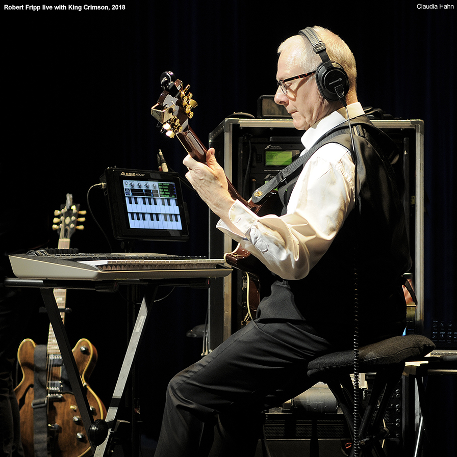 King Crimson Robert Fripp