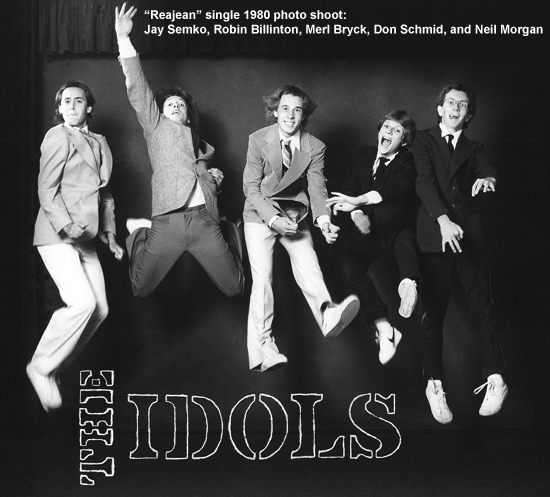 The Idols The Northern Pikes