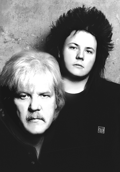 Edgar Froese and Jerome Froese
