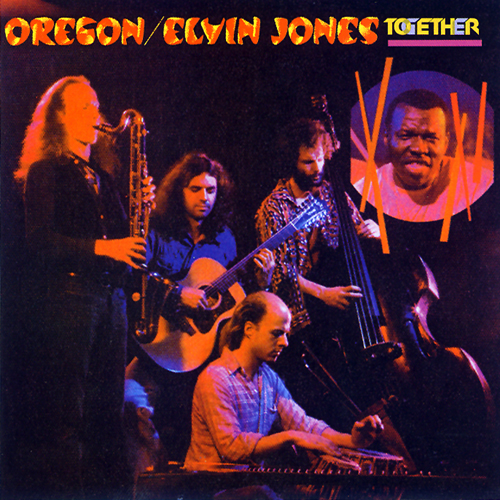 Oregon Elvin Jones Together